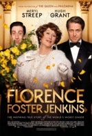 Florence Foster Jenkins (PG-13)