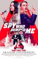 The Spy Who Dumped Me (R)
