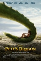 Pete's Dragon -in 2D (PG)
