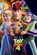 Toy Story 4 -in 2D (PG)